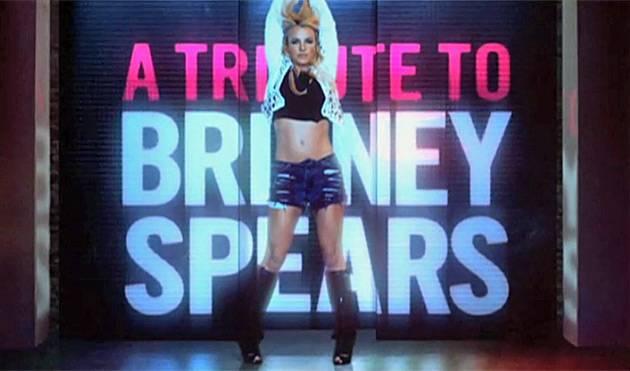 Britney Spears VMA Tribute!