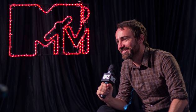 We chat with the original Shin James Mercer backstage on day one of 'Splendour in the Grass 2012' at Belongil Fields, Byron Bay - 27 July, 2012.