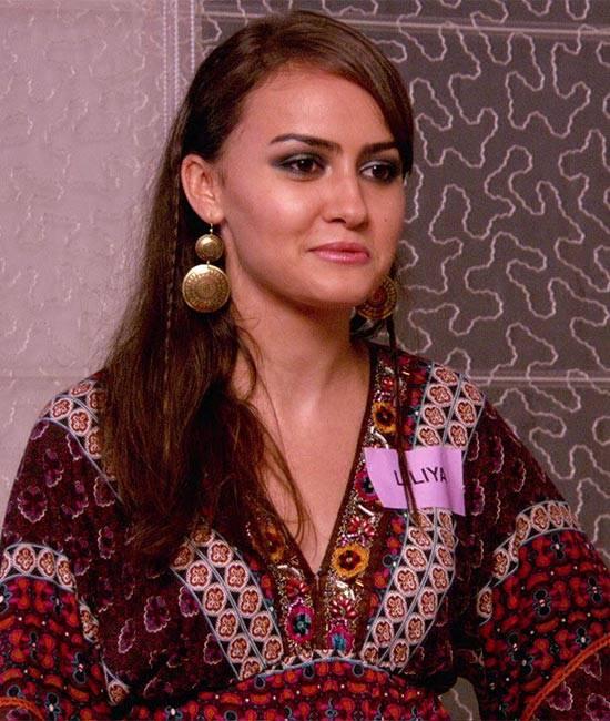 Liliya Afridi | Eliminated Ep. 1.