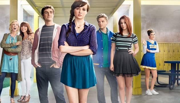 Awkward.: Season 3 - Cast.
