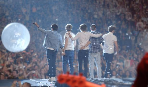 One Direction - The final bow.