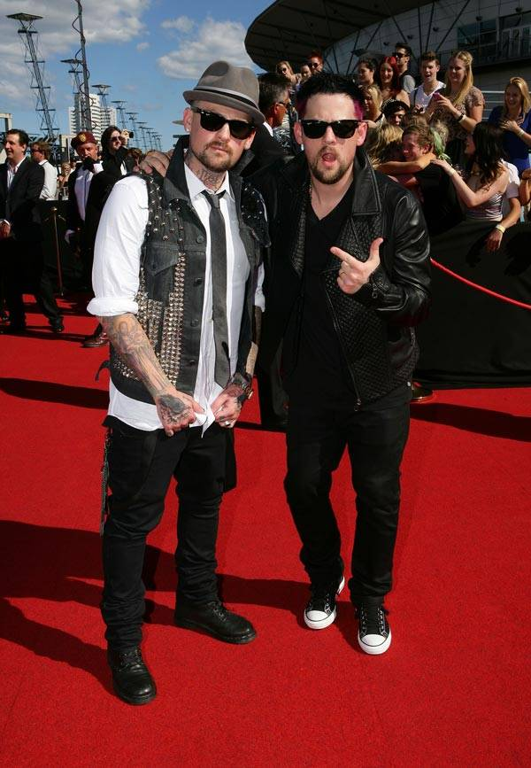 The Madden bros tell us how much they love Australia on the red carpet at the 25th ARIA Awards.