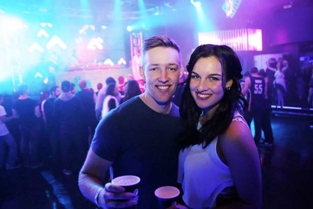 MTV Winter House Party: Adelaide.