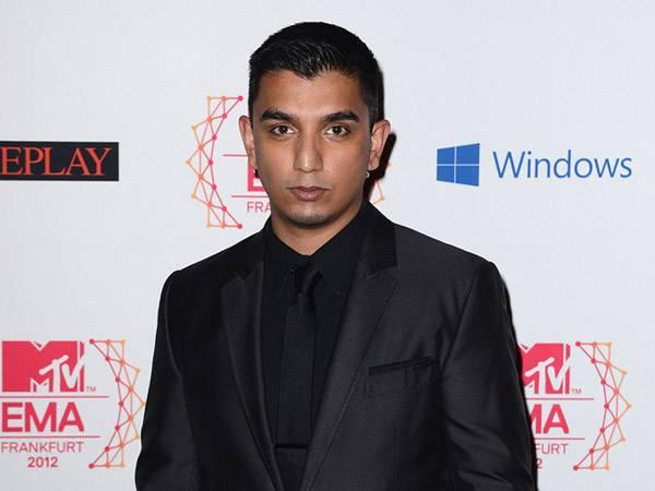 Tim Kash @ the '2012 MTV EMA' Red Carpet