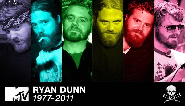 Ryan Dunn.