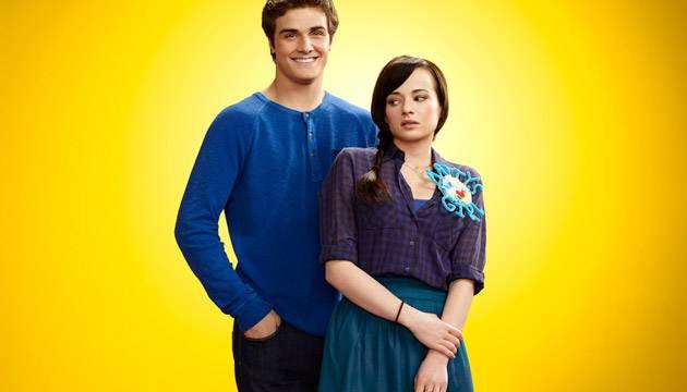Matty and Jenna.