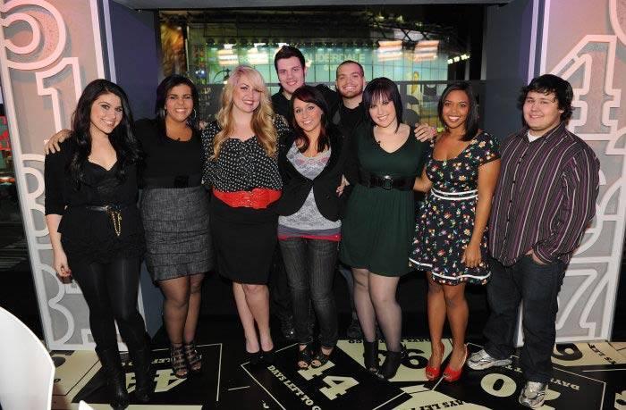 Marci, Gabriella, Makenzie, Dominick, Kelly, Jordan, Kirsten, Daria and Tanner.