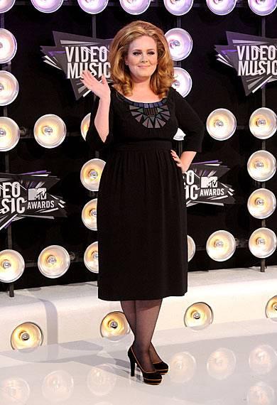 Fashion Recap : Adele