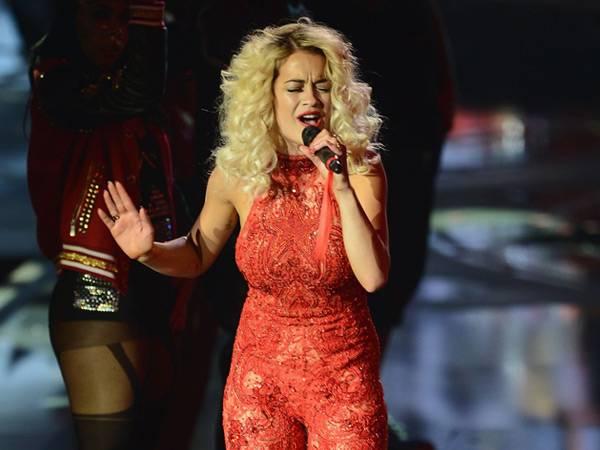 Rita Ora Performs @ The '2012 MTV EMA' in Frankfurt!