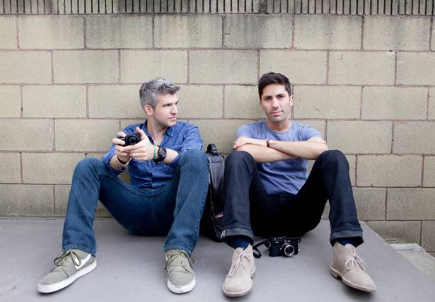 Max and Nev.