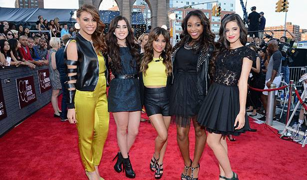 Fifth Harmony on the Red Carpet @ the 2013 MTV Video Music Awards in Brooklyn!