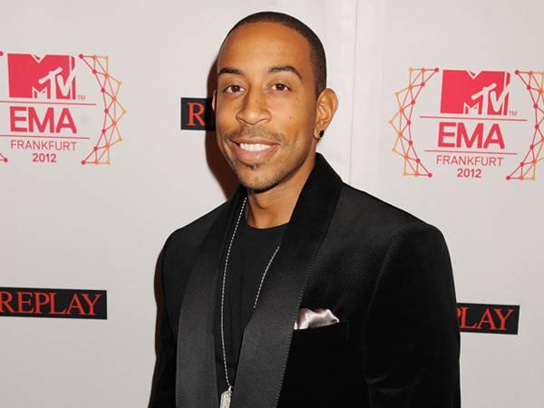 Ludacris @ the '2012 MTV EMA' Red Carpet