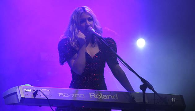 Kate Miller-Heidke.