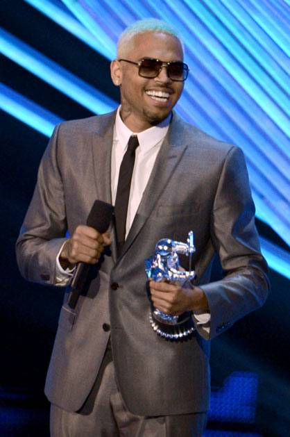 Chris Brown | Best Male Video for 'Turn Up The Music'!
