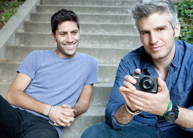 Nev and Max.