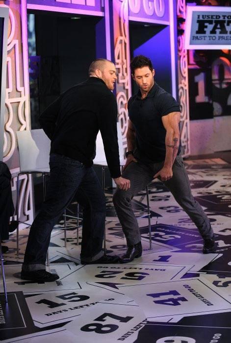 Jordan and Joey.