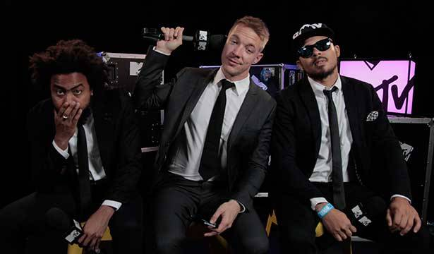 Major Lazer @ Big Day Out 2014