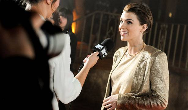 Ruby Rose at MTV Winter at the Plaza Ballroom in Melbourne, 19 July 2012.
