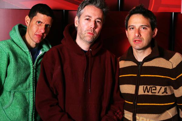 MCA and the Beastie Boys at Sundance Film Festival in 2006