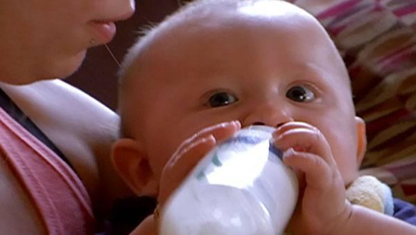 Baby Isaac.