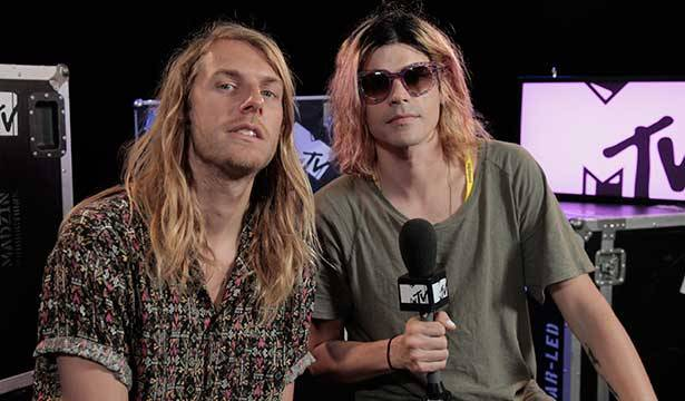 Grouplove @ Big Day Out 2014
