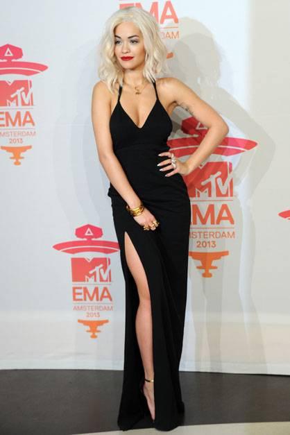Rita Ora EMA 2013
