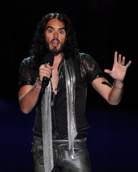 Russell Brand talks about his love for Amy Winehouse