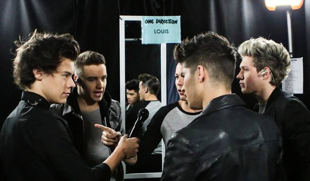 One Direction - Preshow This Is Us