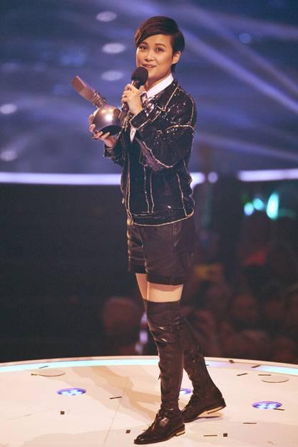 Chris Lee - EMA 2013