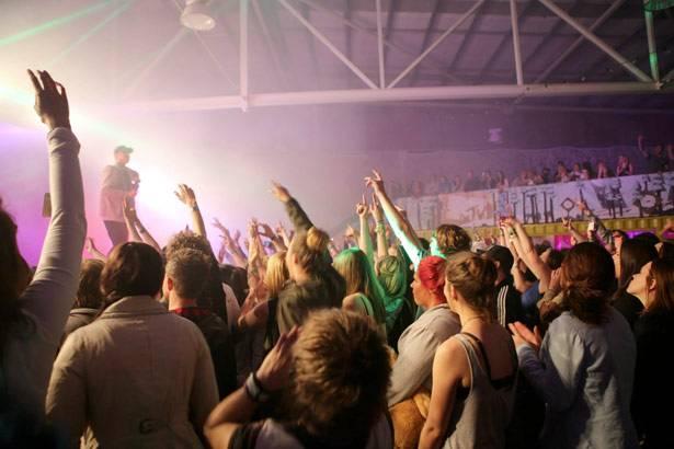 MTV Winter House Party: Bendigo.