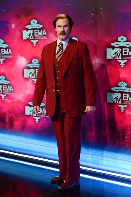 Will Ferrell EMA 2013