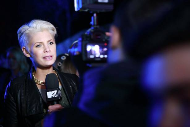 MTV Winter House Party: Bathurst - Kate Peck.