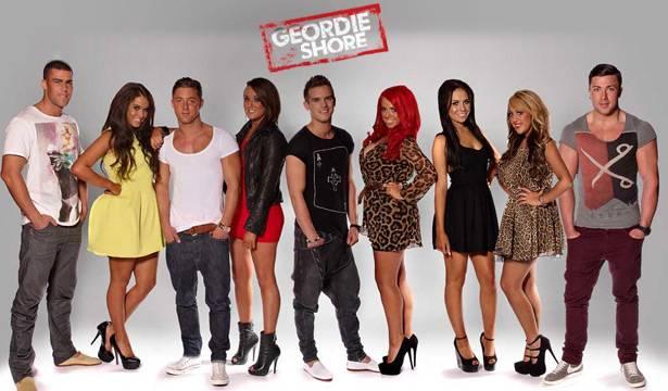 Jay, Vicky, Ricci, Charlotte, Gaz, Holly, Rebecca, Sophie, and James.