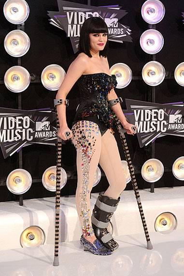 Fashion Recap : Jessie J