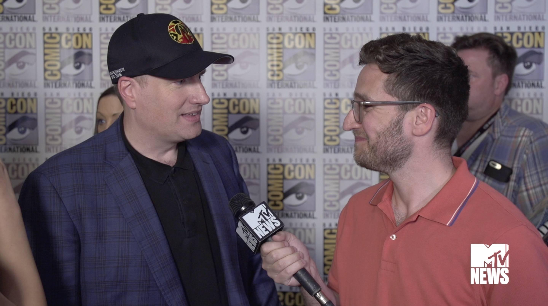 SDCC: Kevin Feige on Captain Marvel