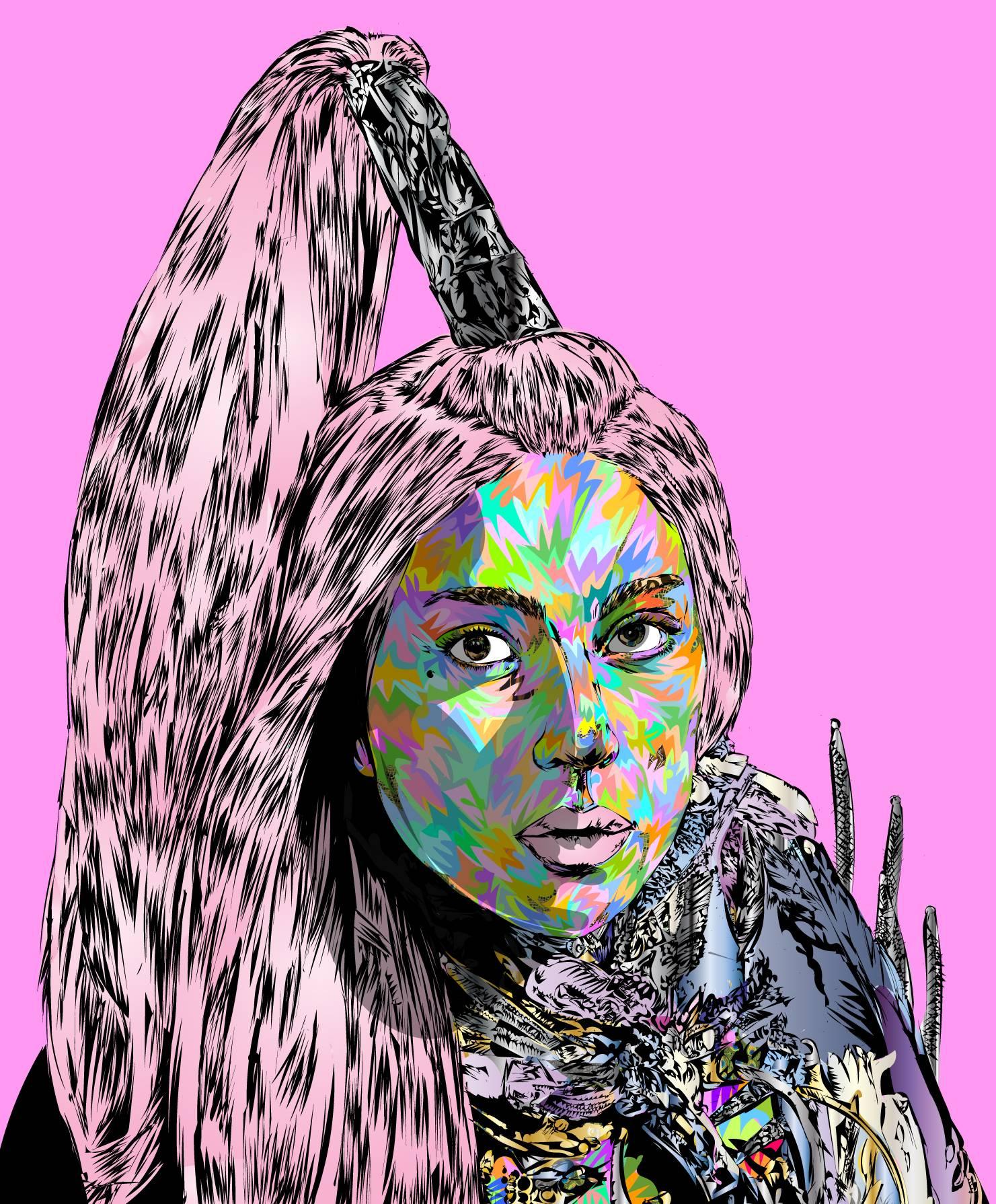 2020 VMA | Artist Spotlight Flipbook Lady Gaga by Joshua Williams
