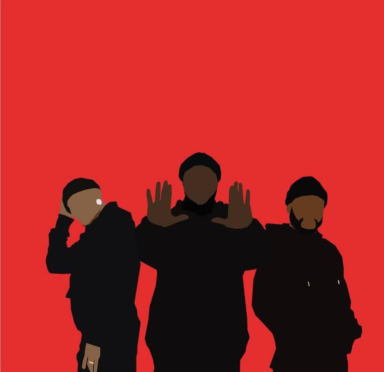 2020 VMA | Artist Spotlight Flipbook Black Eyed Peas by Hamed Hazel