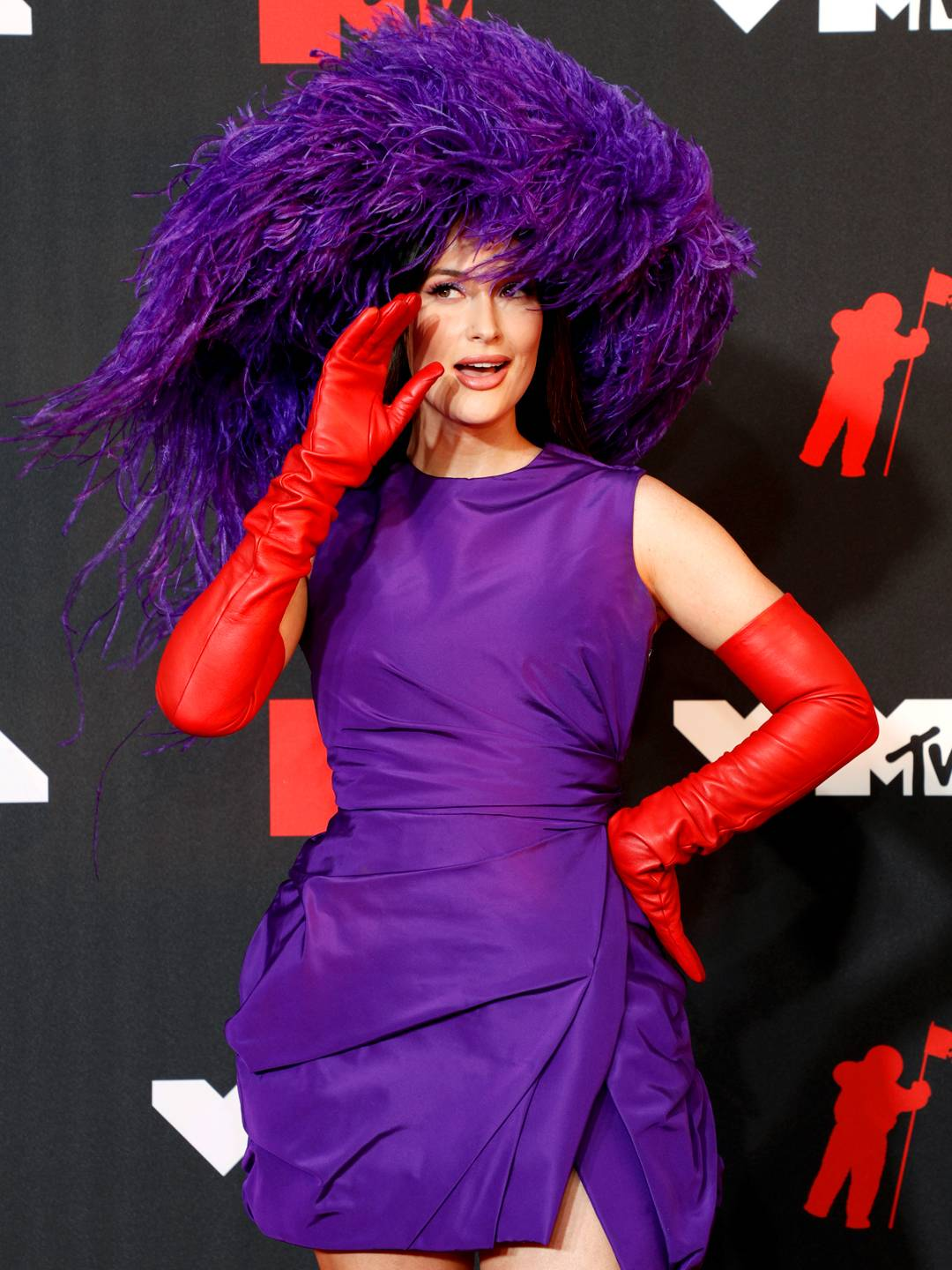 MTV Video Music Awards 2021 | The Best of the VMAs 2021 Red Carpet | Kacey Musgraves | 1080x1440