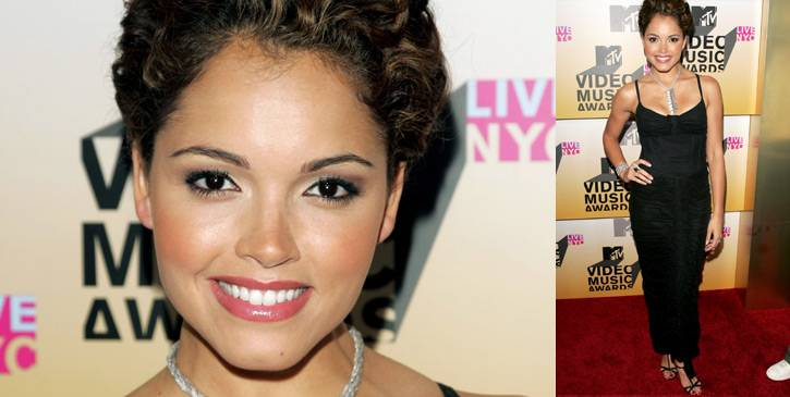 Oh Susie Castillo... you MTV VJ of everybody's dreams... Thank you for being you at the 2006 MTV Video Music Awards.
