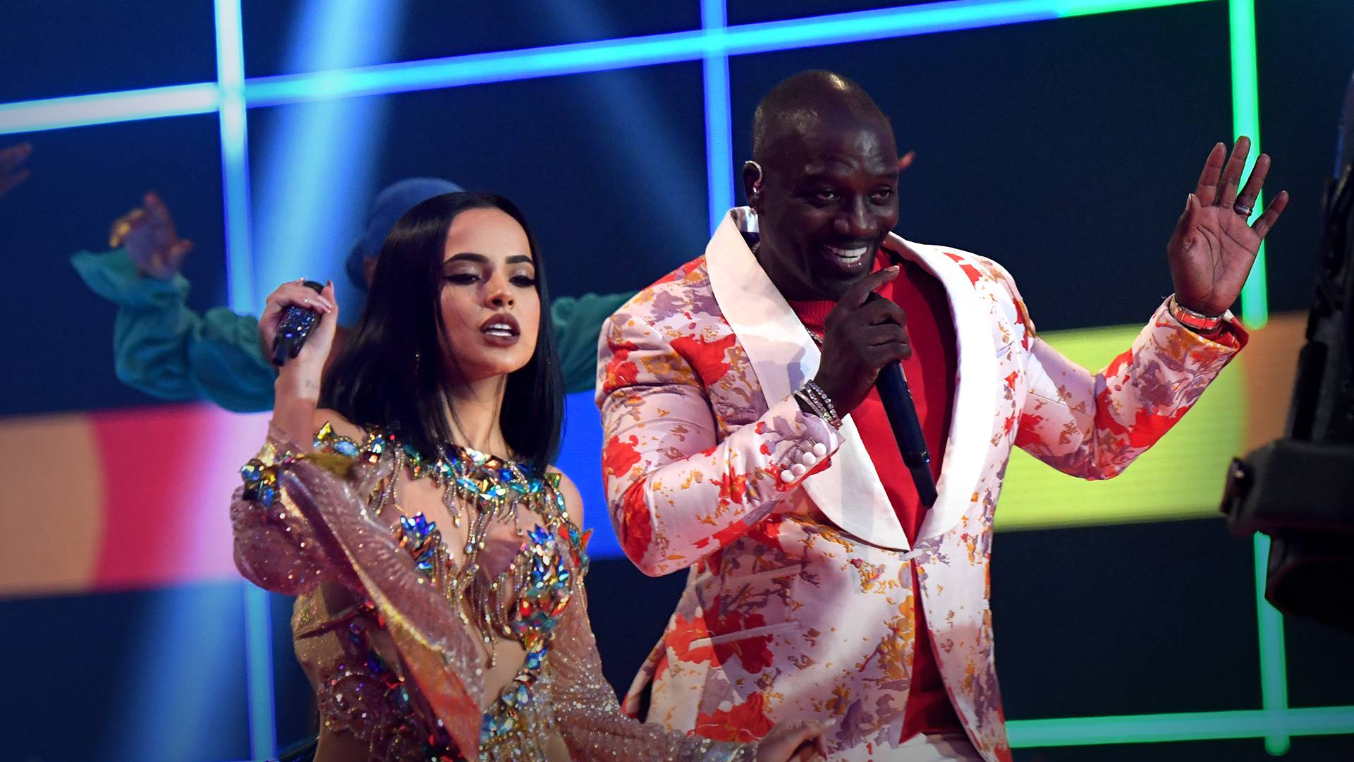 EMA 2019   Showstopping Performances Akon/Becky G   1920x1080