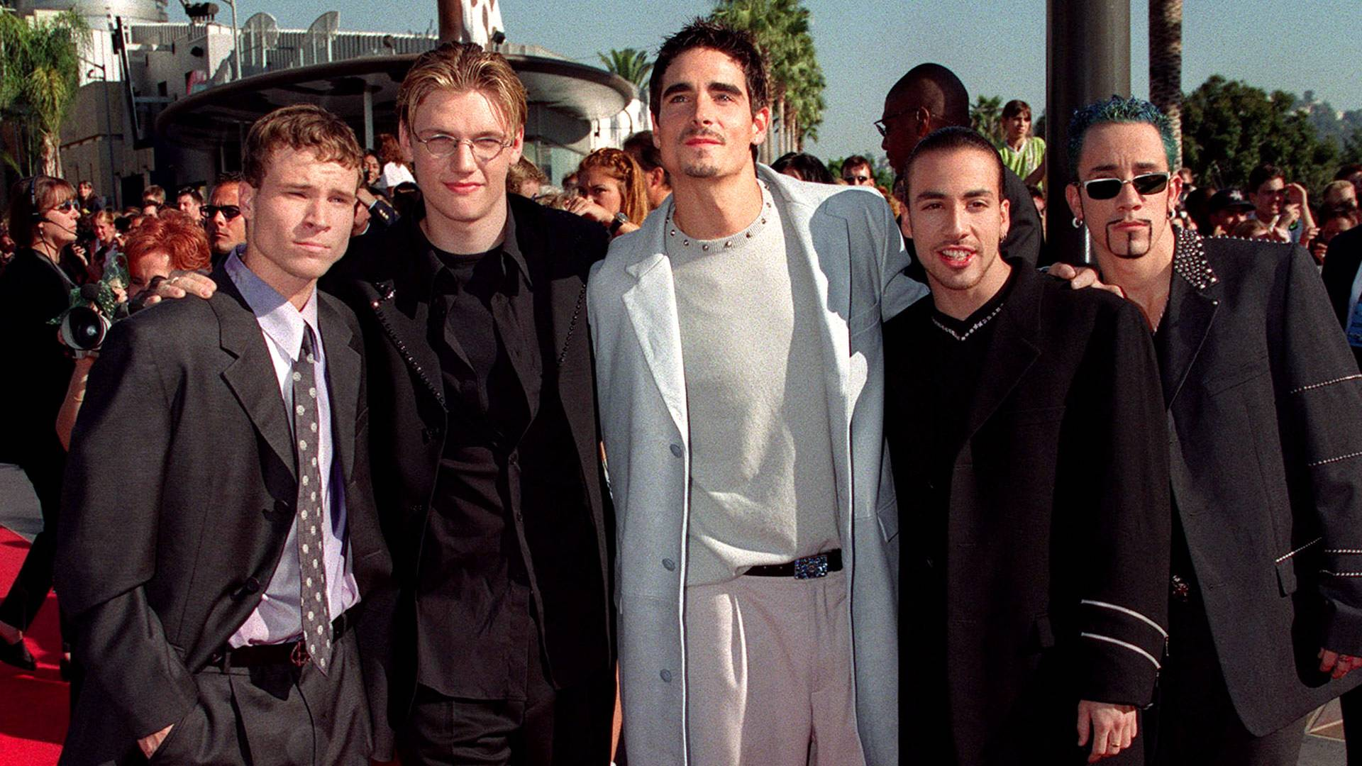 MTV Video Music Awards 2021   Are These MTV VMA 90s Looks Making a Comeback?   Backstreet Boys   1920x1080