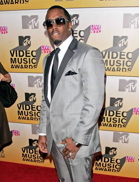 The Don, P. Diddy of 'Making The Band,' makes an entrance like none other when the 2006 MTV Video Music Awards hit his hometown of New York City.
