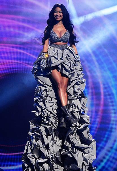EMA 2014 | Past Hosts Nicki Minaj | 413x600