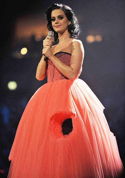 EMA 2009 | Past Hosts Katy Perry | 421x600