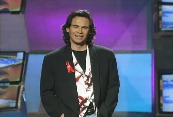 Movie & TV Awards 1992 | Host Dennis Miller | 600x400