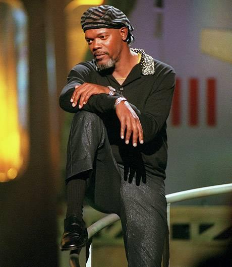 Movie & TV Awards 1998 | Host Samuel L. Jackson | 460x530