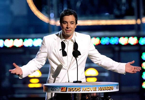 Movie & TV Awards 2005 | Host Jimmy Fallon | 600x400
