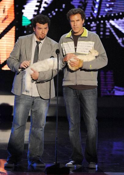 Movie & TV Awards 2009 | Best Duos Will Ferrell/Danny McBride | 407x570