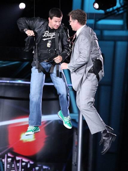 Movie & TV Awards 2010 | Best Duos Mark Wahlberg/Will Ferrell | 428x570