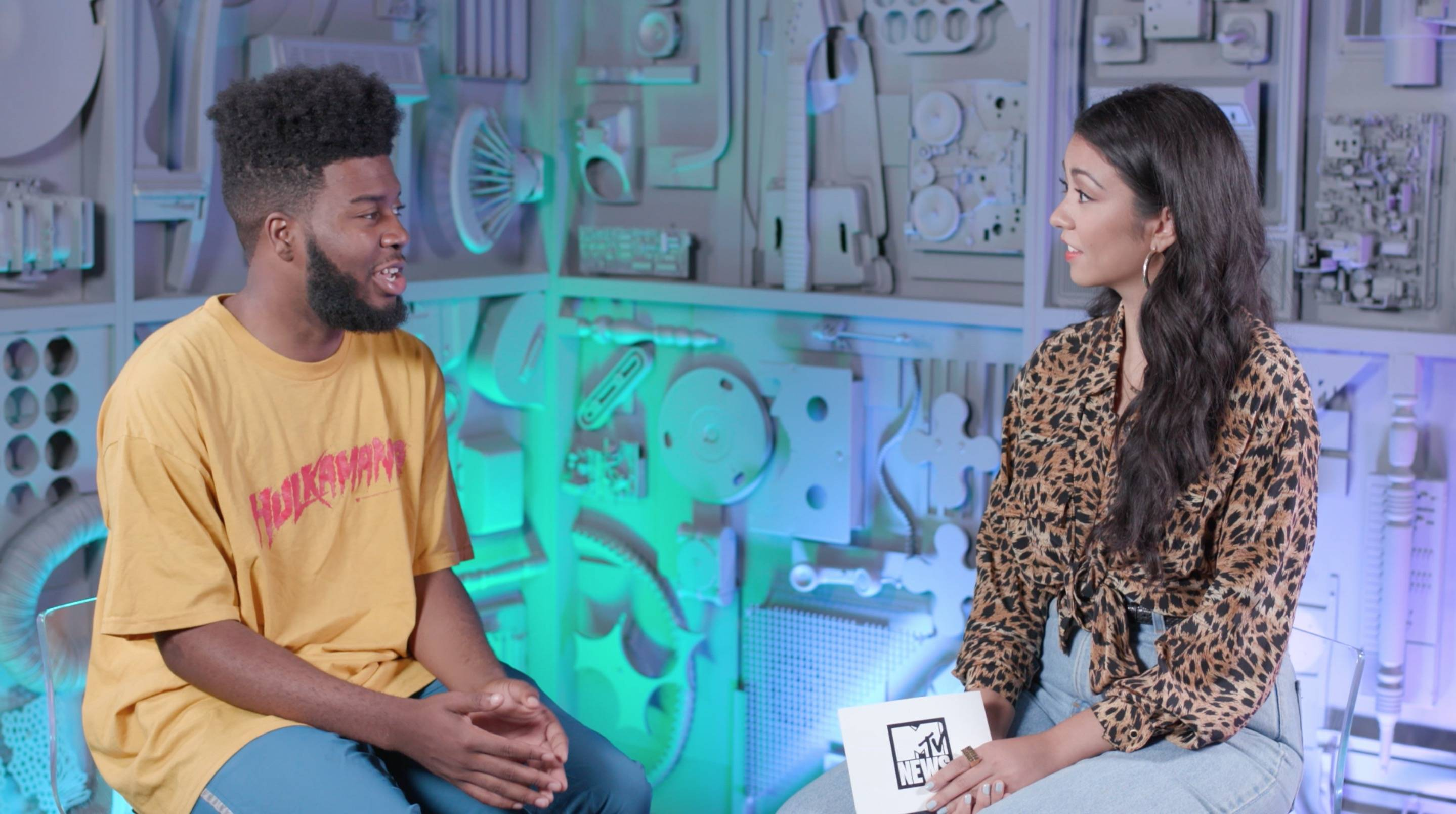 Khalid On Working With Marshmello